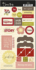 SRC791 Sonoma Happy Together Chipboard cropped