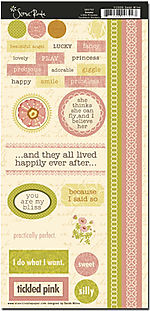 SRS792 Sonoma Little Princess Sticker cropped