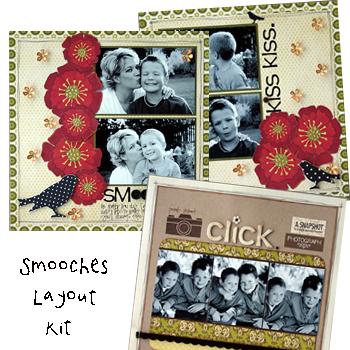 Smooches Layout kit