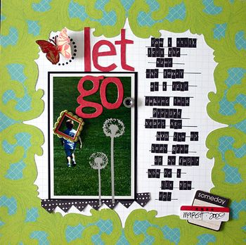 Let Go - MM Stickers