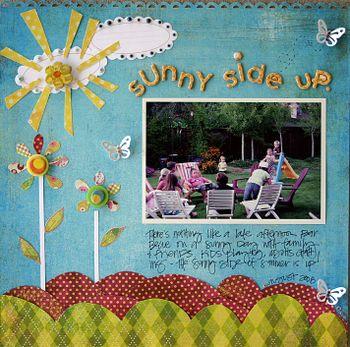 Sunny side up - sm