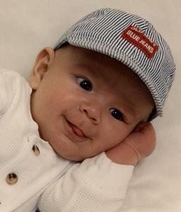 Jack - 3 months old