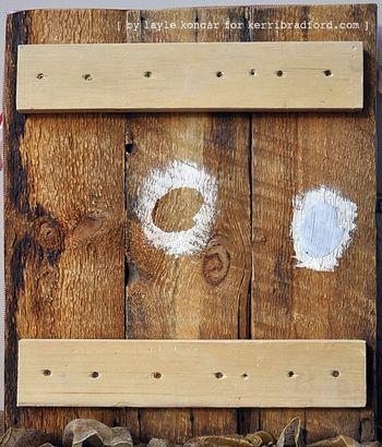 Step0 - wood base