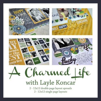 A Charmed Life Layout Class - Layle Koncar