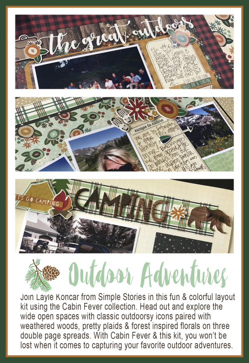 Outdoor Adventures Sneak Peek