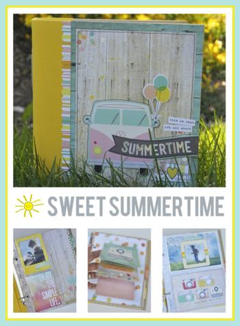 Sweet summertime class peek