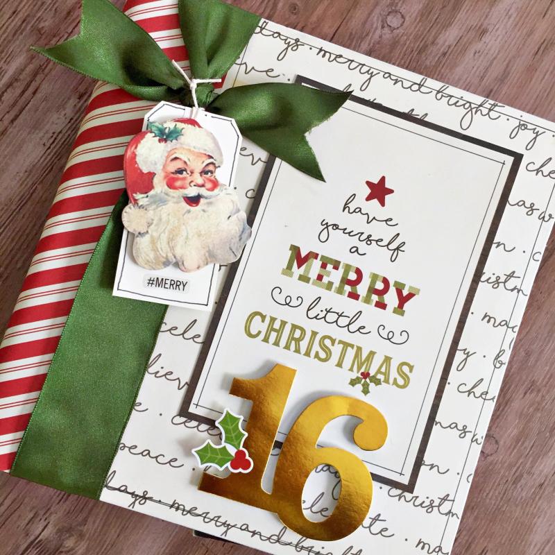 Document Your December 6x8 SN@P! Binder