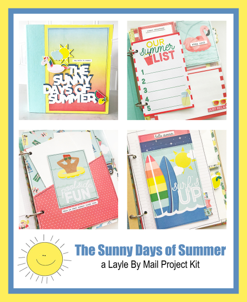 Sunny days of summer sneak peek