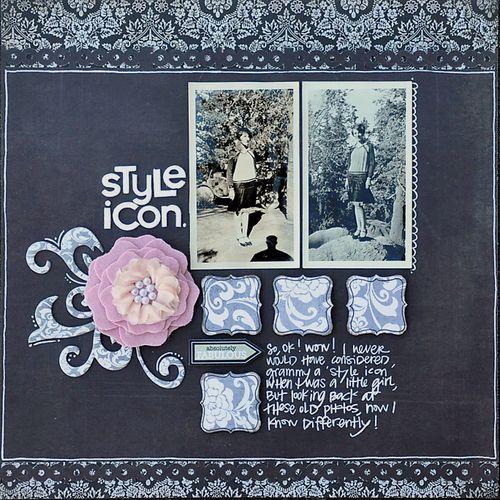 Style Icon - Little Black Dress