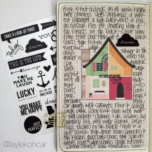 Day 26 - my dream house
