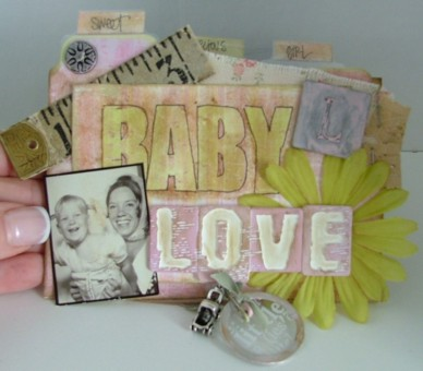 Baby Love Mini Book