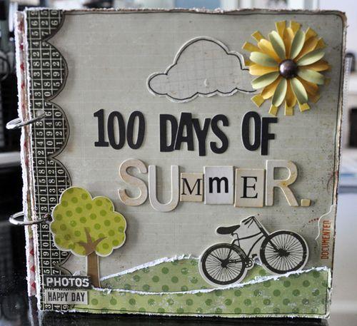Distrezz It All - Summer Minibook