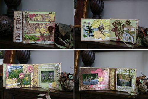 Nature - BasicGrey Mini Book